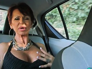 Hot Italian 60 Year Old's First Video Fuck 60plusmilfs