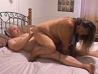 Mature Mexican Housewife Gets Ass Fucked