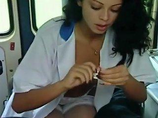 Nurse Olivia Del Rio Saves Patient With Anal Sex Txxx Com
