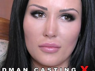 Amazing Big Tits Brunette Patty Michova Rough Casting