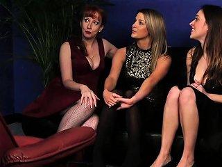 Cfnm Redhead Mature And Uk Babes Sharing Dick Nuvid