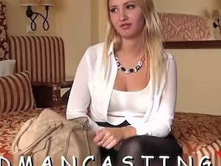 Cheerful Girl Is In Mood To Get Her Ass Banged By The Agent