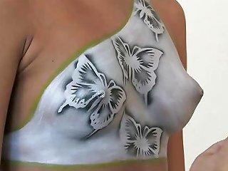 Body Painting Alexa Nudist Hd Porn Video 31 Xhamster