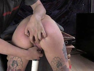 Sweet Chick Lexi Likes It When A Friend Massages Her Pussy