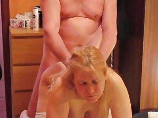 Tania Blonde Russian Milf Doggy Fuck Hair Pull Hd Porn 5e