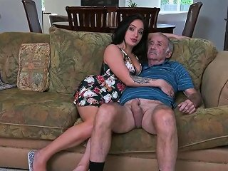 Real Grandpa Rimmed Cocksucked By Escort Teen Free Porn 4b