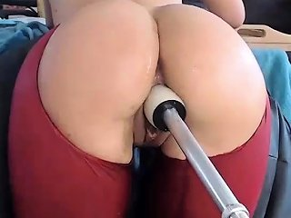 Busty Natural Stunner In High Heels Solo Ass Toying Action Nuvid
