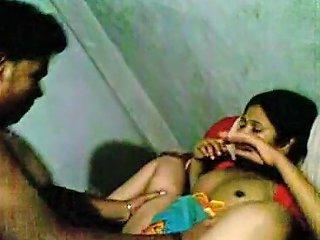 Amateur Kolkata Couple...