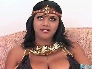 Kristina Milan Hot...