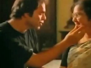 Indian Mom Son Kissing...