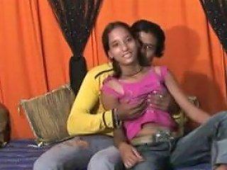 Indian Teen Anal...
