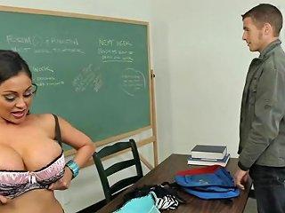 Priya Anjali Rai Chris Johnson In My First Sex Teacher Upornia Com
