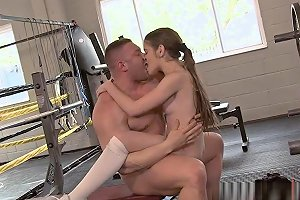 Lucie Bee In Shy Little Girl Gets Fucked Video