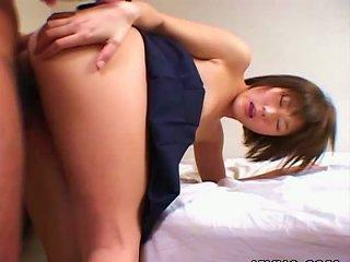 Shinobu Kasagi Hot After School Fucking