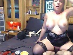 Amateur Couple Fuck On Webcam
