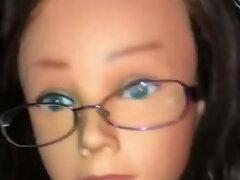 Fiona Fox Hot Filthy Little Transgender Dominatrix Slut Fucks Her Own Cum In Fleshlight Doll