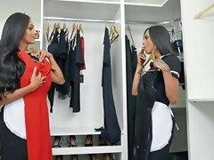 Bruna Dior Vitoria Prado Jessyca Arantes The Maid Needs