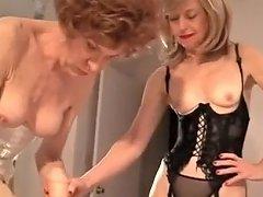 Amazing Amateur Shemale Scene With Stockings Dildos Toys Scenes Txxx Com