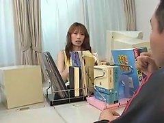 Horny Japanese Chick Mami Shindo Sayaka Kusunoki In Best Blowjob Jav Clip