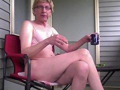 Bobbijo Cumming Outside Free Small Cock Porn Eb Xhamster