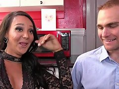 Busty Latina Transgender Doggystyles Guy Shemale Porn 4d