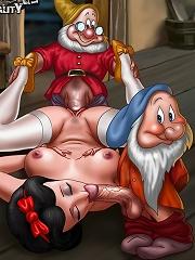 Snow White is a slut