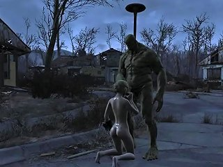 Fallout 4 Strong Bj