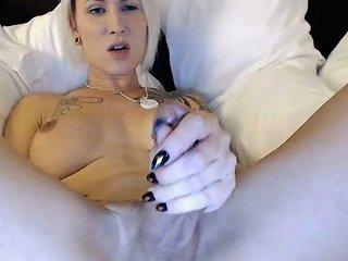 Big Tits Latina Tranny...