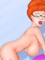 Sex with King of the Hill^tram pararam Cartoon porn sex xxx cartoons toon toons drawn drawings free